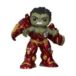Figurine Pop! 15 cm Marvel Hulk Busting Out of Hulkbuster Edition Limitée Funko Boutique en Ligne Suisse
