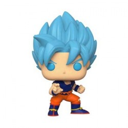 Pop! Dragon Ball Super SSGSS Goku Limited Edition