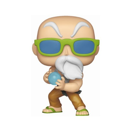 Figur Pop! Dragon Ball Super Master Roshi Max Power Limited Edition Funko Online Shop Switzerland
