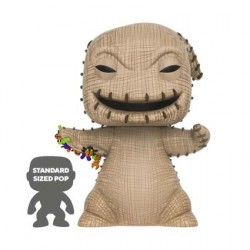 Figurine Pop! 25 cm The Nightmare Before Christmas Oogie Boogie Limited Edition Funko Boutique en Ligne Suisse