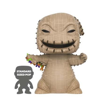 Figur Pop! 25 cm The Nightmare Before Christmas Oogie Boogie Limited Edition Funko Online Shop Switzerland