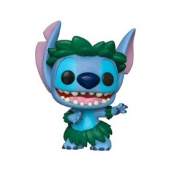 Pop! Disney Stitch in Hula Skirt Limited Edition