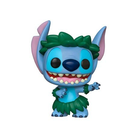 Figur Pop! Disney Stitch in Hula Skirt Limited Edition Funko Online Shop Switzerland