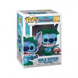 Figurine Pop! Disney Stitch in Hula Skirt Edition Limitée Funko Boutique en Ligne Suisse