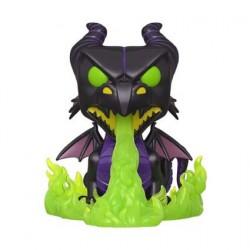 Figuren Pop! 15 cm Glow in the Dark Disney Maleficent as Dragon with Flames Metallic Limited Edition Funko Online Shop Schweiz
