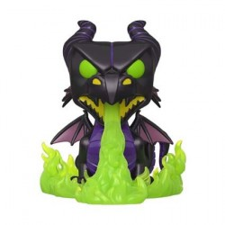 Figur Pop! 15 cm Glow in the Dark Disney Maleficent as Dragon with Flames Metallic Limited Edition Funko Online Shop Switzerland