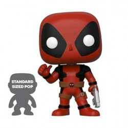 Pop! 25 cm Marvel Deadpool Thumbs Up Red Limited Edition