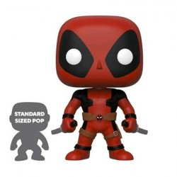 Pop! 25 cm Marvel Deadpool Two Swords Red Limited Edition