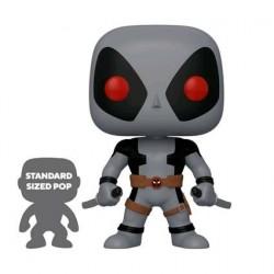Figurine Pop! 25 cm Marvel Deadpool Two Swords Grey Limited Edition Funko Boutique en Ligne Suisse