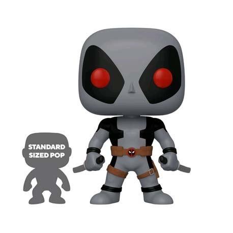 Figur Pop! 25 cm Marvel Deadpool Two Swords Grey Limited Edition Funko Online Shop Switzerland