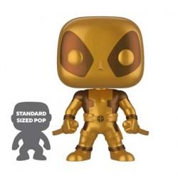 Figurine Pop! 25 cm Marvel Deadpool Two Swords Gold Limited Edition Funko Boutique en Ligne Suisse