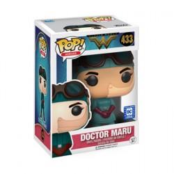 Pop! DC Comics Wonder Woman Doctor Maru Limited Edition
