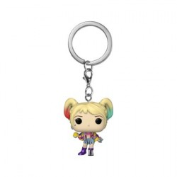 Figur Pop! Pocket Birds of Prey Harley Quinn Caution Tape Funko Online Shop Switzerland