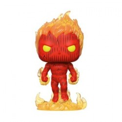 Pop! Fantastic Four Human Torch