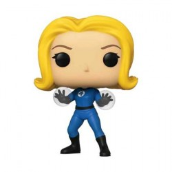 Pop! Fantastic Four Invisible Girl