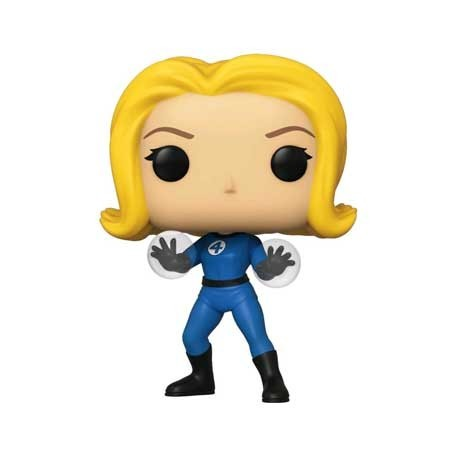Figur Pop! Fantastic Four Invisible Girl Funko Online Shop Switzerland