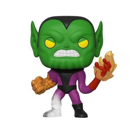 Figurine Pop! Fantastic Four Super-Skrull Funko Boutique en Ligne Suisse