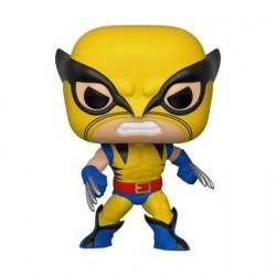 Figurine Pop! Marvel 80th Anniversary First Appearance Wolverine Funko Boutique en Ligne Suisse