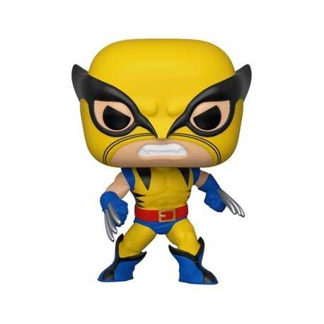 Figur Pop! Marvel 80th Anniversary First Appearance Wolverine Funko Online Shop Switzerland