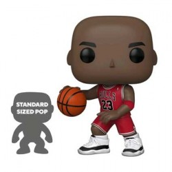 Figur Pop! 25 cm Basketball NBA Bulls Michael Jordan Red Jersey Funko Online Shop Switzerland