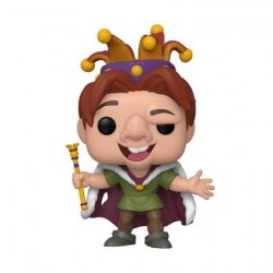 Pop! Disney The Hunchback of the Notre Dame Quasimodo Fool
