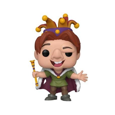 Figur Pop! Disney The Hunchback of the Notre Dame Quasimodo Fool Funko Online Shop Switzerland