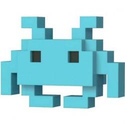 Pop! Space Invaders Medium Invader Blue 8-Bit Limited Edition