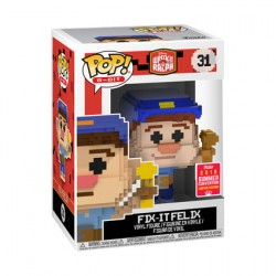 Figur Pop! SDCC 2018 Disney Wreck it Ralph Fix It Felix 8-Bit Limited Edition Funko Online Shop Switzerland