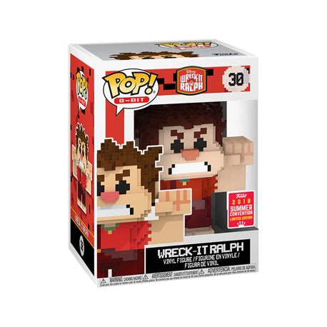 Figur Pop! SDCC 2018 Disney Wreck it Ralph 8-Bit Limited Edition Funko Online Shop Switzerland