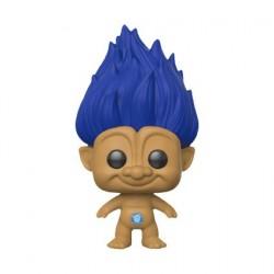 Pop! Trolls Blue Troll with Hair Limited Edition