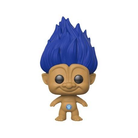 Figur Pop! Trolls Blue Troll with Hair Limited Edition Funko Online Shop Switzerland