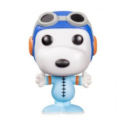Pop! Peanuts Snoopy as Astronaut No Helmet Limited Edition