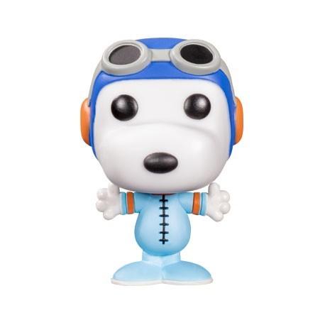 Figur Pop! Peanuts Snoopy as Astronaut No Helmet Limited Edition Funko Online Shop Switzerland