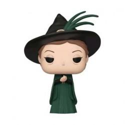 Figurine Pop! Harry Potter Minerva McGonagall Yule Funko Boutique en Ligne Suisse