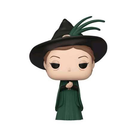 Figur Pop! Harry PotterMinerva McGonagall Yule Funko Online Shop Switzerland