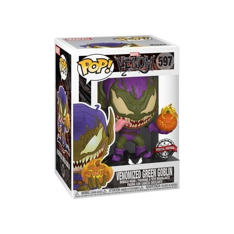 Figur Pop! Marvel Venom Venomized Green Goblin Limited Edition Funko Online Shop Switzerland