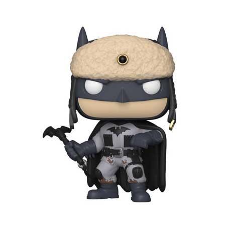 Figur Pop! DC Batman 80th Anniversary Red Son Batman 2003 Funko Online Shop Switzerland