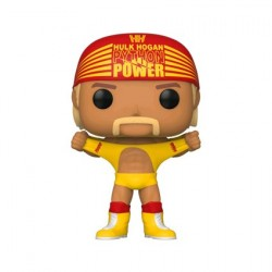 Pop! Catch WWE Hulk Hogan Wrestlemania 3 Limited Edition