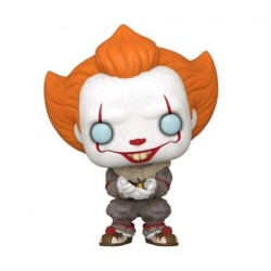 Pop! It Chapter 2 Pennywise with Glow Bug Limited Edition