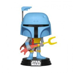 Pop! Star Wars Boba Fett Animated Limited Edition