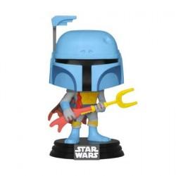 Pop! Star Wars Boba Fett Animated Limited Edition