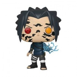 Pop! Naruto Shippuden Sasuke with Cursed Mark Limited Edition