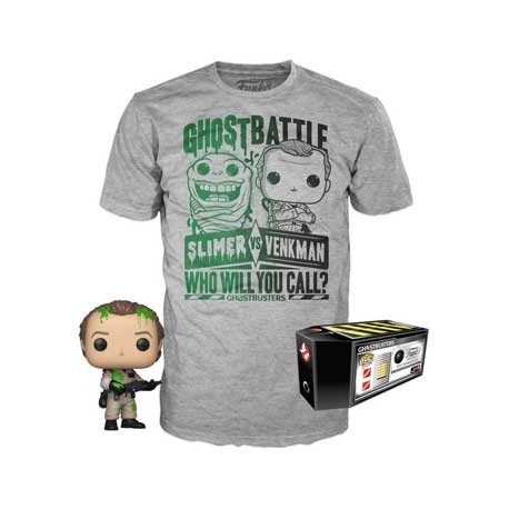Pop! and T-shirt Toy Story The Claw Limited edition