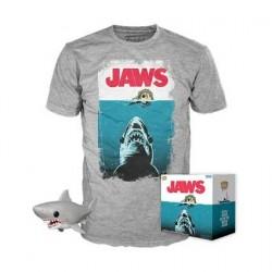 Figur Pop! and T-shirt Jaws Night Swim Limited edition Funko Online Shop Switzerland