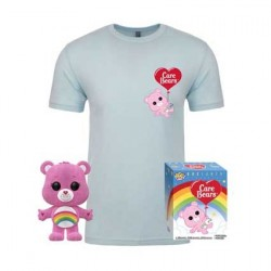 Figur Pop! and T-shirt Care Bears Cheer Bear Limited edition Funko Online Shop Switzerland