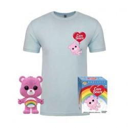 Figurine Pop! et T-shirt Bisounours Cheer Bear Edition Limitée Funko Boutique en Ligne Suisse