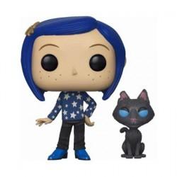 Pop! Coraline with Cat buddy (Rare)