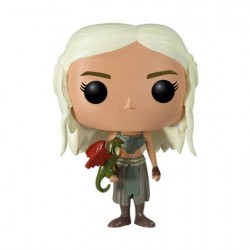 Pop! Game of Thrones Daenerys Targaryen (Rare)