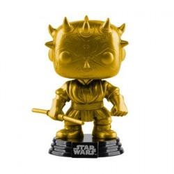 Pop! Star Wars Darth Maul Metallic Gold limited edition