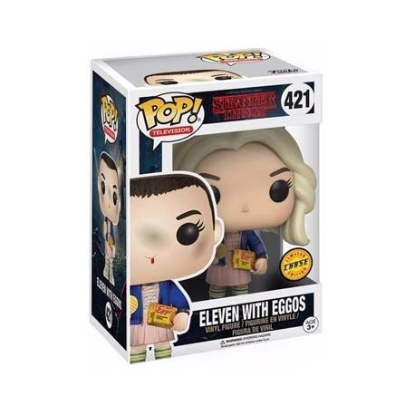 Figur Pop! Stranger Things Eleven with Eggos Chase Funko Online Shop Switzerland